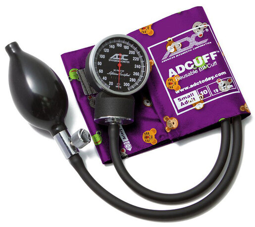 ADC<sup>&reg;</sup> Diagnostix<sup>™</sup> 720 Pocket Blood Pressure Cuff, Adimals, Adult, Small