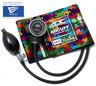 ADC<sup>®</sup> Diagnostix<sup>™</sup> 720 Pocket Blood Pressure Cuff, Puzzle Pieces, Adult