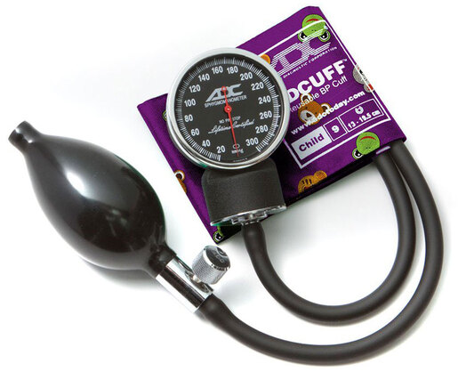 ADC<sup>®</sup> Diagnostix<sup>™</sup> 720 Pocket Blood Pressure Cuff, Adimals, Child