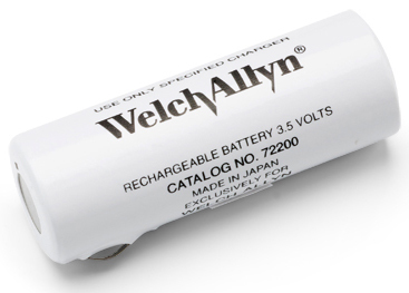 Welch Allyn<sup>&reg;</sup> NiCad Rechargeable Battery, 3.5V