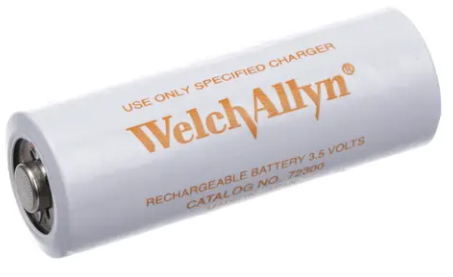 Welch Allyn<sup>®</sup> NiCad Rechargeable Battery for AudioScope 3, 3.5V