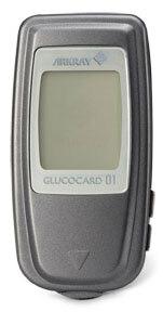 ARKRAY GLUCOCARD<sup>®</sup> 01 Blood Glucose Meter