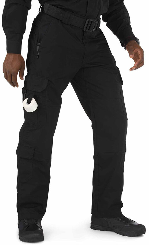 "5.11<sup>®</sup> Men's TACLITE<sup>®</sup> EMS Pants, Black, 30"" x 30"""