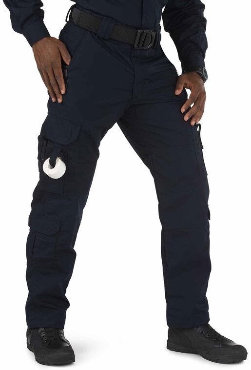 "5.11<sup>®</sup> Men's TACLITE<sup>®</sup> EMS Pants, Dark Navy, 42"" x 32"""