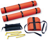 Skedco SKED Stretcher, Orange, Flotation System