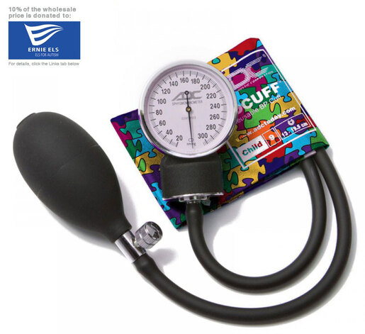 ADC<sup>®</sup> Prosphyg<sup>™</sup> 760 Pocket Blood Pressure Cuff, Puzzle Pieces, Child