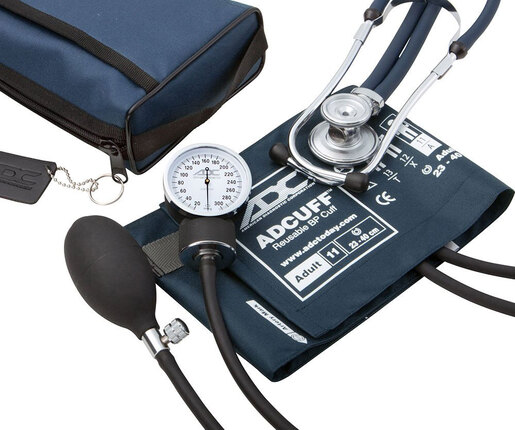 ADC<sup>®</sup> Pro's Combo II<sup>™</sup> SR Pocket Blood Pressure Kit