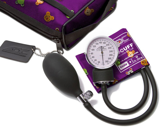 ADC<sup>®</sup> Prosphyg<sup>™</sup> 768 Pocket Blood Pressure Cuff, Puzzle Pieces, Child