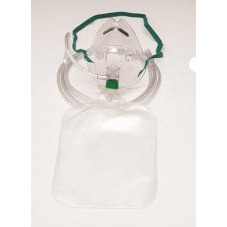 High Concentration Non-rebreather Oxygen Masks