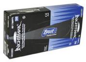 N-Dex<sup>®</sup> Nighthawk<sup>™</sup> Black Nitrile Gloves