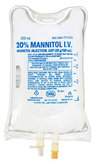 Mannitol Injection, USP, 20%, 20g/100mL, 500mL Bag