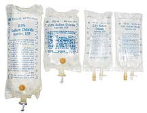 LIfeCare Dextrose IV Bags, 5%, 250mL