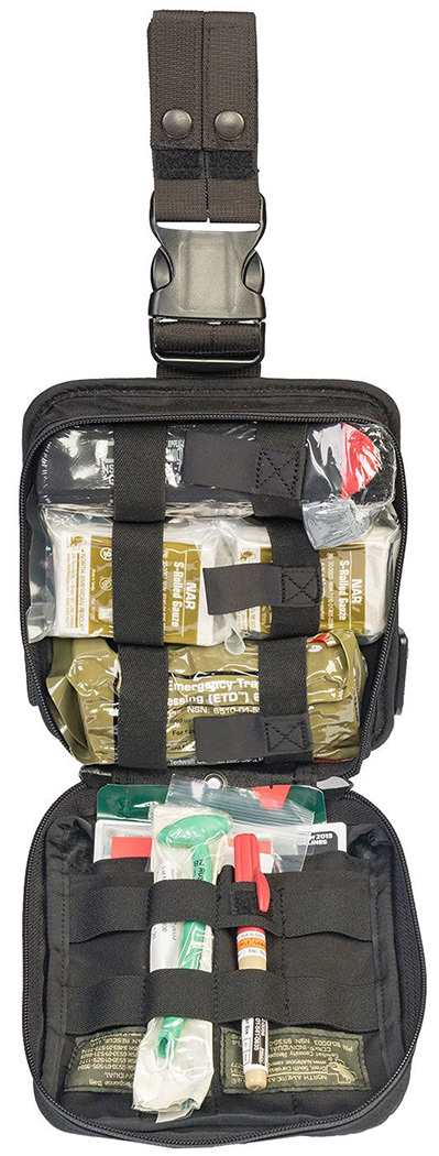 North American Rescue<sup>®</sup> Individual Kit, CCRK, Black