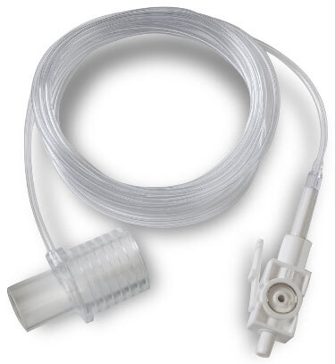 Zoll<sup>®</sup> LoFlo Sidestream Airway Adapter Kit, Pediatric/Adult