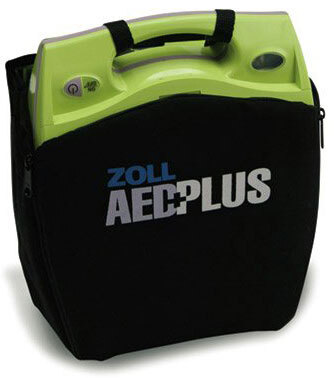 Zoll<sup>®</sup> AED Plus Soft Carry Case, Black