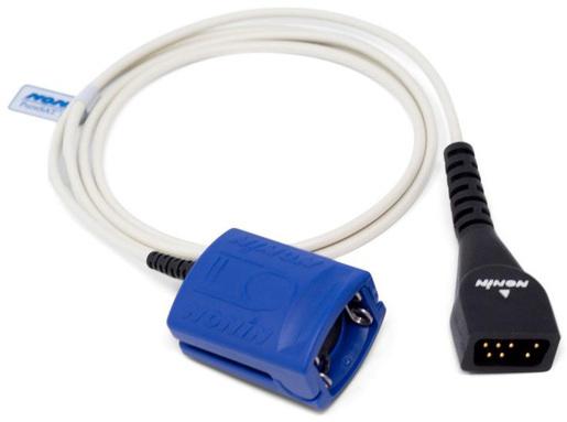 Nonin PureLight<sup>®</sup> Reusable Finger Clip Pulse Sensors