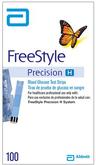 Abbott Precision Xtra<sup>™</sup> Blood Glucose Test Strips, 100/box