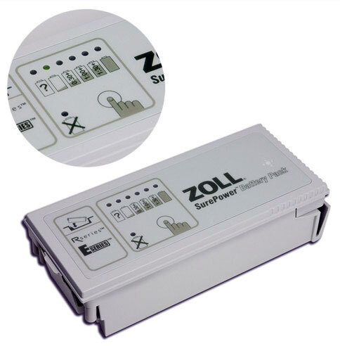 Zoll SurePower<sup>™</sup> Rechargeable Lithium Ion Battery Pack