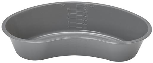 Plastic Emesis Basin/Kidney Pan, 700mL