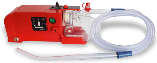 SSCOR Quickdraw<sup>®</sup> Rechargeable Portable Suction Unit