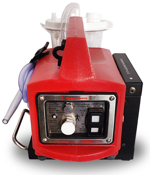 SSCOR S-SCORT<sup>®</sup> TEN Portable Suction Unit Replacement Battery