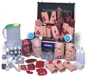 Simulaids EMT Casualty Simulation Kit