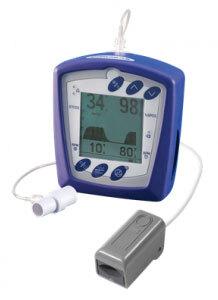 Smiths BCI<sup>®</sup> Capnocheck<sup>®</sup> II Handheld Digital Capnograph Oximeter, Battery