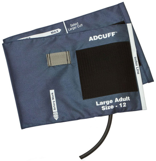 ADC Adcuff<sup>™</sup> Cuff and Bladder, 1 Tube, Latex-free