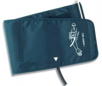 ADC Advantage Cuff and Bladder, Latex-free, Navy