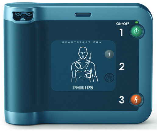 Philips HeartStart FRx Automated External Defibrillator Ready-Pack