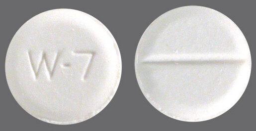 Captopril Tablets, 12.5mg, 100 Tablets/Bottle