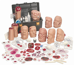 Simulaids WMD Casualty Simulation Kit