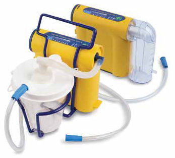 Laerdal Compact Suction Unit (LCSU<sup>&reg;</sup>) 4, 300mL Disposable Canister