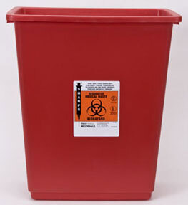 TIDI<sup>®</sup> Sage Sharps Container, 8gal