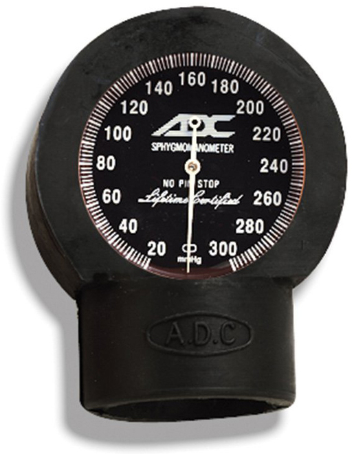 ADC<sup>®</sup> Gauge Guard, Black