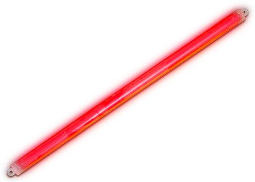 "Cyalume 15"" Impact<sup>®</sup> Light Sticks, 12-hour, Red"