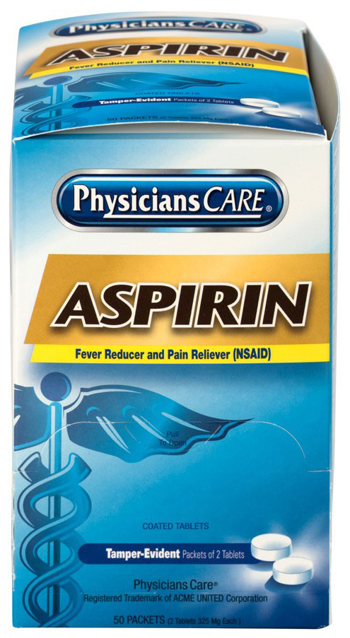 PhysiciansCare<sup>®</sup> Aspirin Pain Reliever Medication