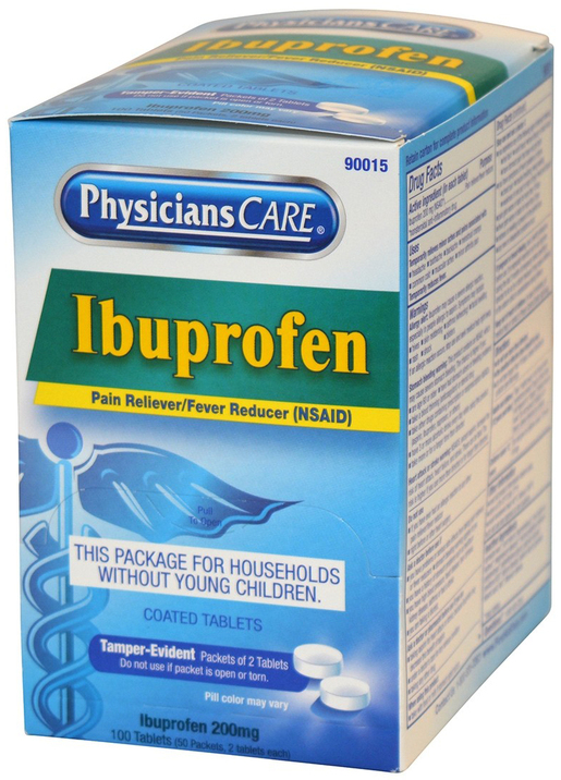 PhysiciansCare<sup>®</sup> Ibuprofen Pain Reliever Medication