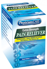PhysiciansCare<sup>&reg;</sup> Extra Strength Pain Reliever Medication, 125 packets
