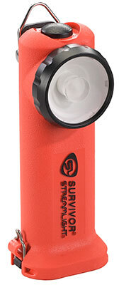 Streamlight Survivor<sup>®</sup> LED, Fast Charge AC, Orange