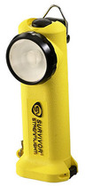 Streamlight Survivor<sup>®</sup> LED, Fast Charge AC, Yellow