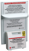 First Aid Only CPR Station