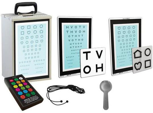 Good-Lite Preschool LED Insta-Line Quantum Vision Screener
