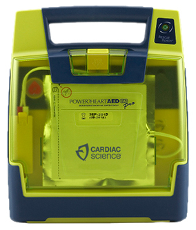 Cardiac Science<sup>®</sup> Powerheart G3 Pro AED
