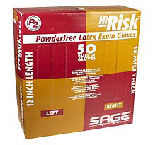 TIDI<sup>®</sup> Sage P2 HiRisk Gloves
