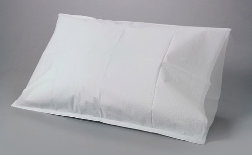 "Disposable Pillow Cases, 30"" x 21"""