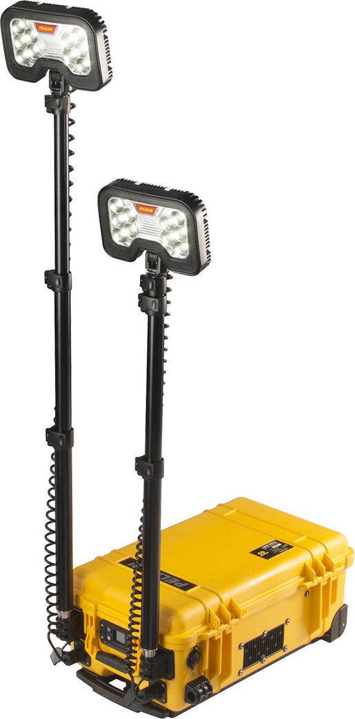 Pelican<sup>™</sup> Remote Area Lighting System, Model 9460, Yellow