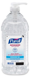 Purell<sup>&reg;</sup> Instant Hand Sanitizer, 2Ltr Pump Bottle