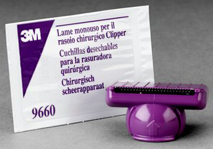3M<sup>™</sup> Replacement Blade Assembly for Surgical Clipper Starter Kit