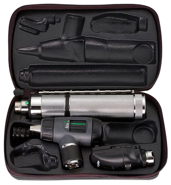 Welch Allyn<sup>®</sup> Diagnostic Set 97100-M with Hard Case, 3.5V